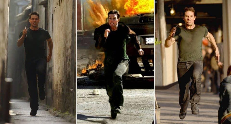 No todos pueden correr en pantalla junto a Tom Cruise