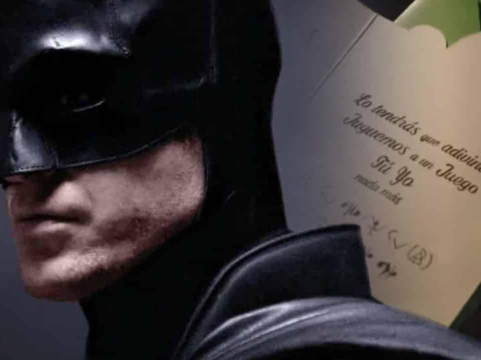 Resolvemos el acertijo del tráiler de The Batman
