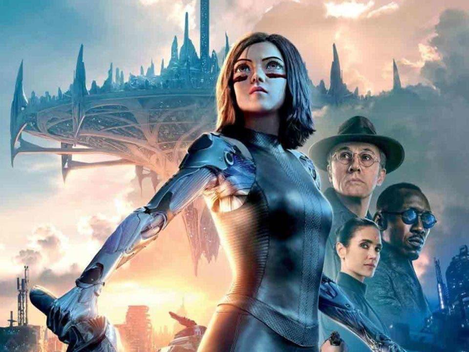 ¿Están rodando en secreto Alita: Ángel de combate 2?
