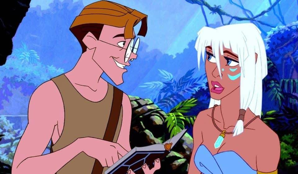 ¿Habrá un remake live-action de Atlantis: El imperio perdido?