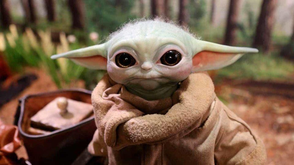 The Mandalorian: Baby Yoda tamaño real coleccionismo