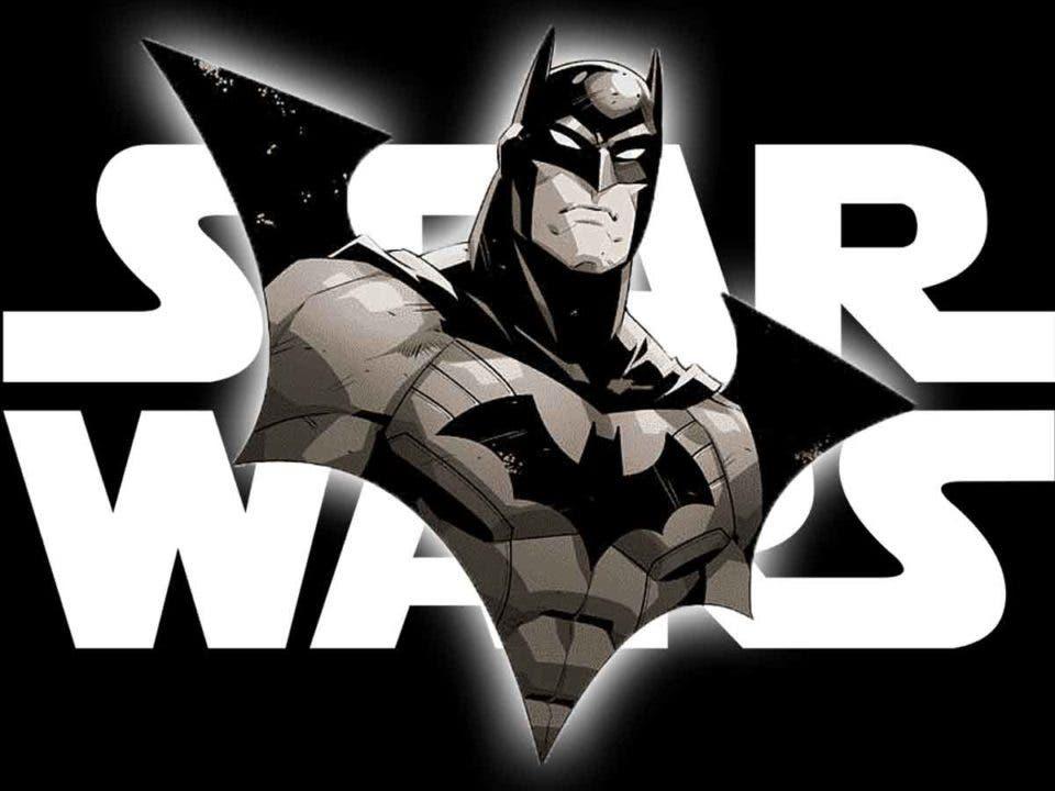 Batman diseña un plan copiando a Star Wars