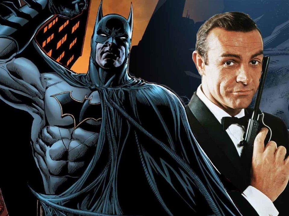 La fascinante conexión entre Batman y James Bond