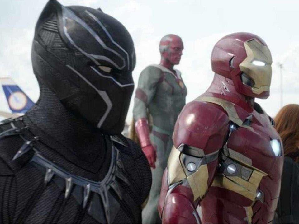 Black Panther se unió al equipo Iron Man para algo más que una venganza