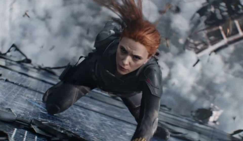 Black Widow podría ser directamente estrenada en Disney Plus