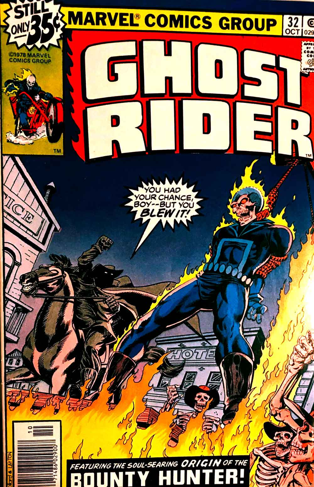 bounty hunter Ghost rider