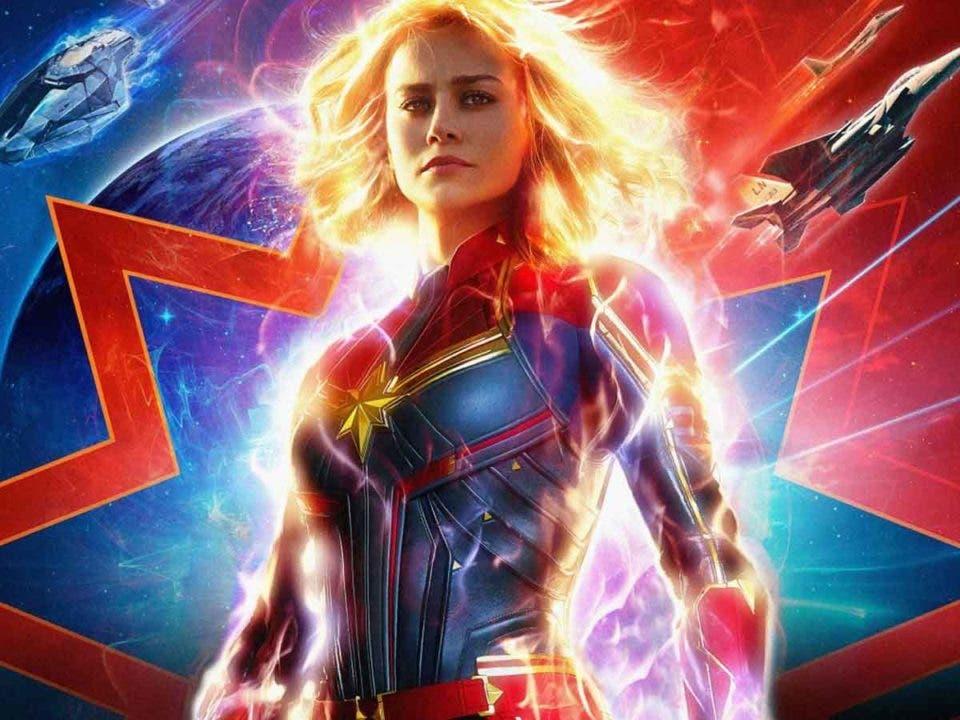 La conexión de Capitana Marvel con SWORD en Vengadores: Infinity War