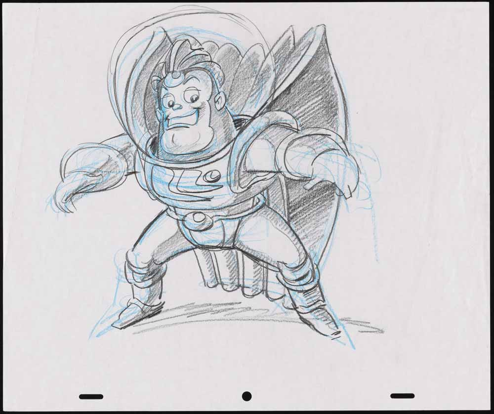 Buzz Lightyear