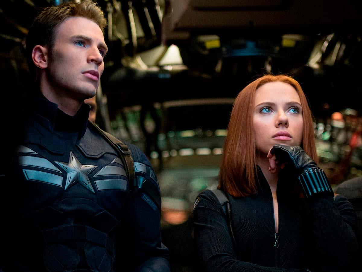¿Podríamos ver a Capitán América en Black Widow?