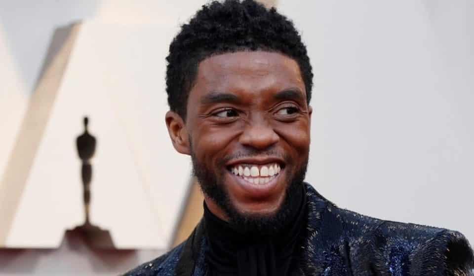 Marvel y el reparto de Black Panther se despiden de Chadwick Boseman