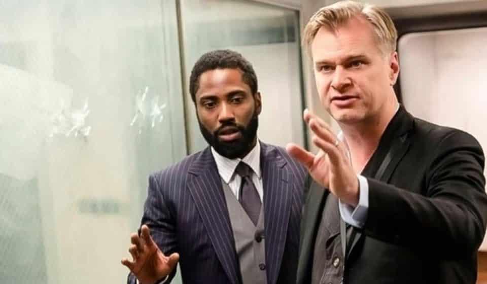 Christopher Nolan explica el concepto de Tenet