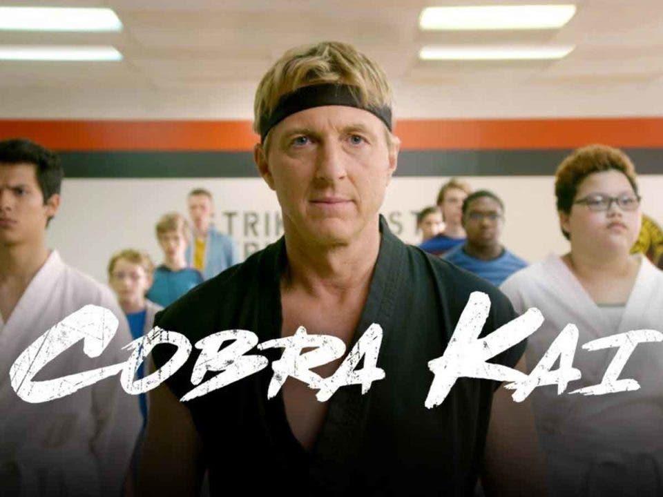 Cobra Kai llega a Netflix