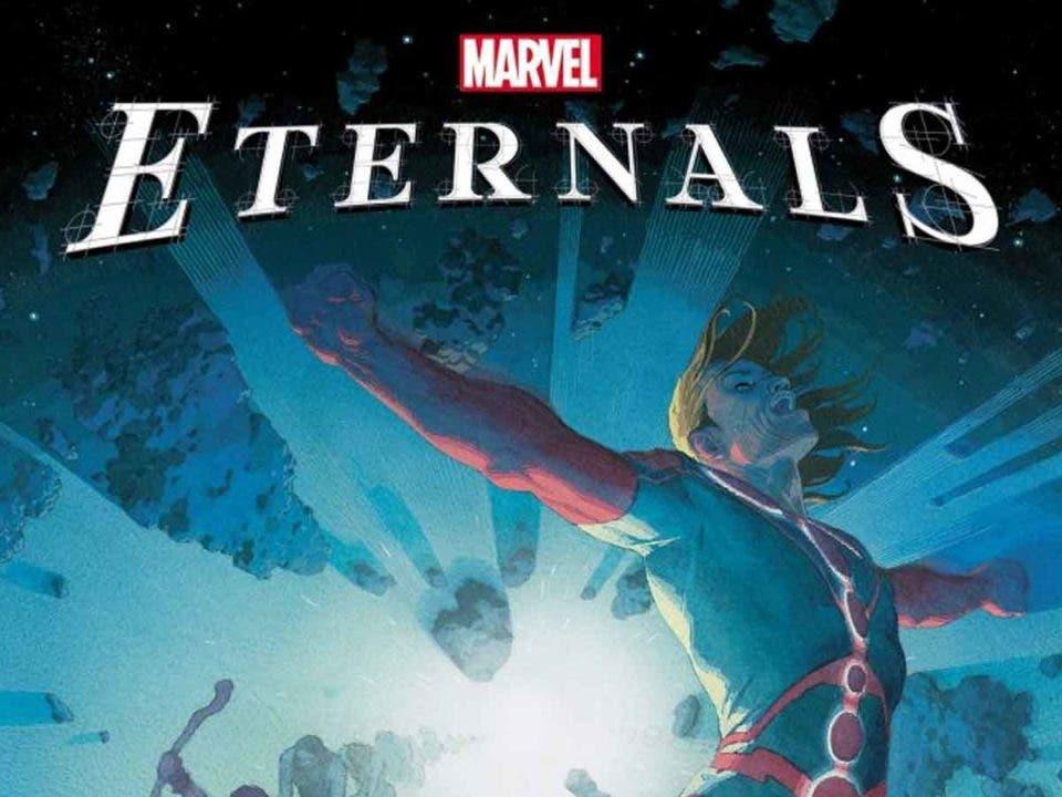 Los Eternos tendrán un nuevo cómic para preparar a los fans para la película