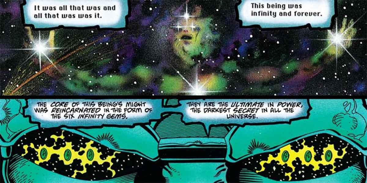 ¿Quién creó las Gemas del Infinito del Universo Marvel?