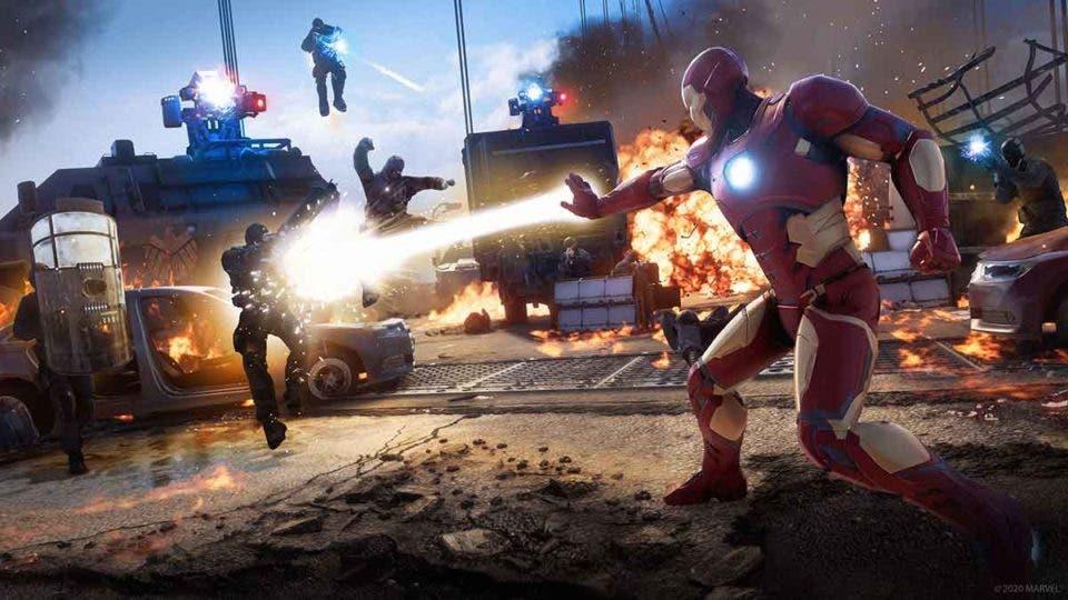 Crítica de Marvel's Avengers de PS4