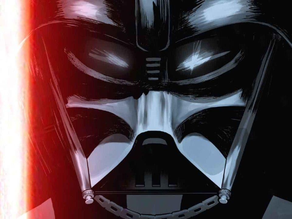 """Darth Vader demuestra que es el """"pez más grande"""" de Naboo"""