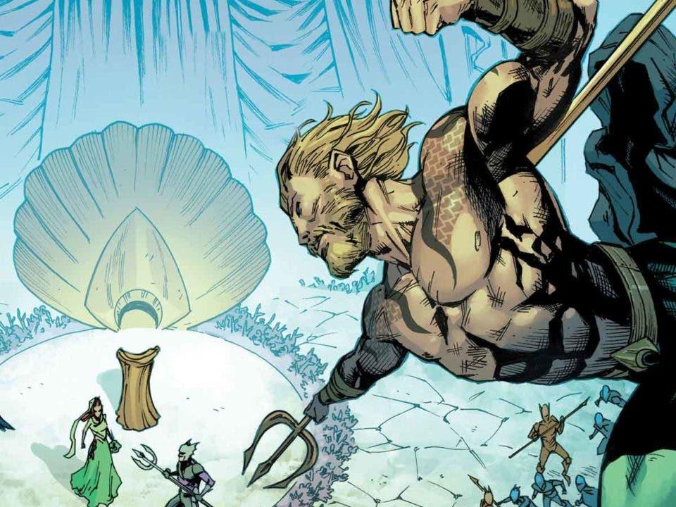 DC Comics cancela Aquaman
