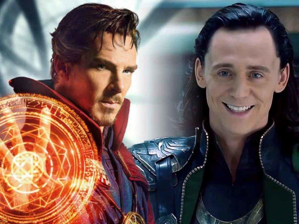 Teoría Doctor Strange 2: Loki creará el Multiverso de la locura