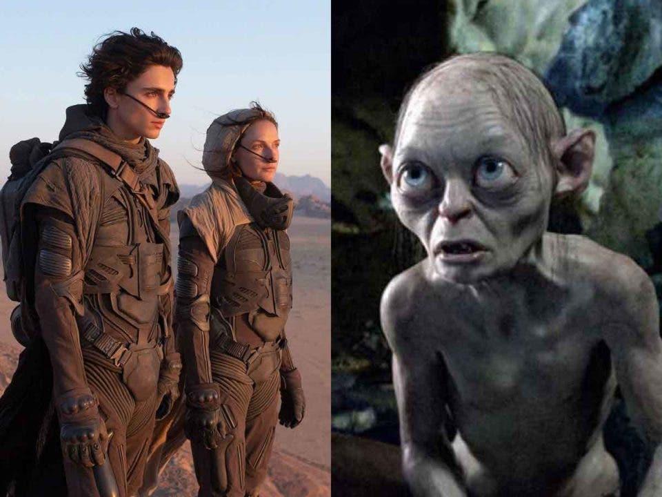 Comparan la nueva película de DUNE con El Señor de los Anillos