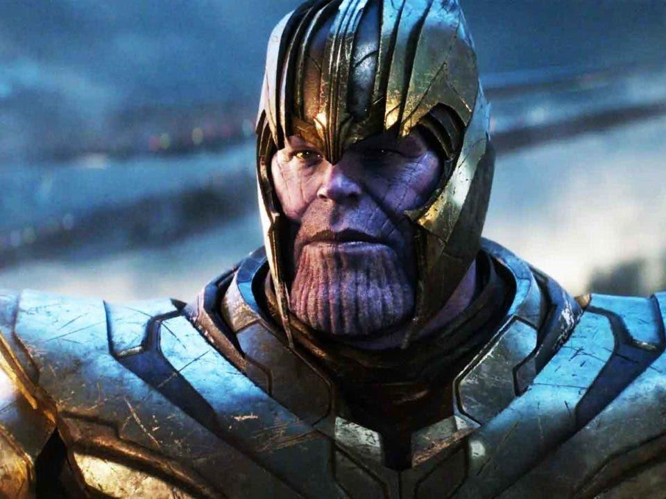 ¿Qué edad tiene Thanos en las películas de Marvel?