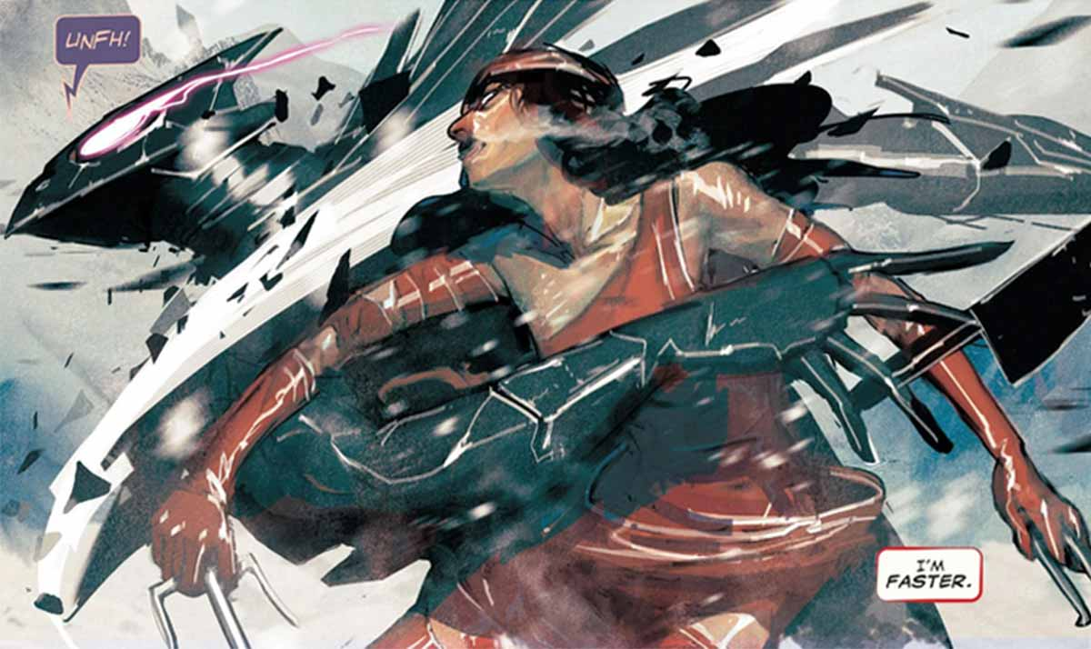 Así demostró Elektra que es la mejor asesina de Marvel
