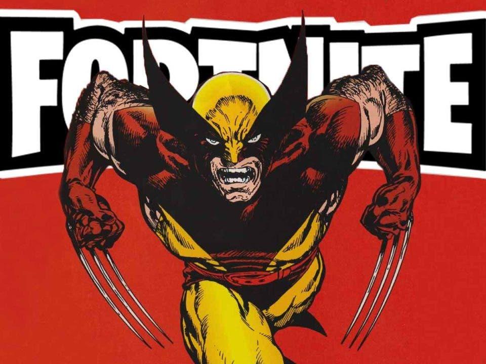 Fortnite podría tener una skin de Wolverine