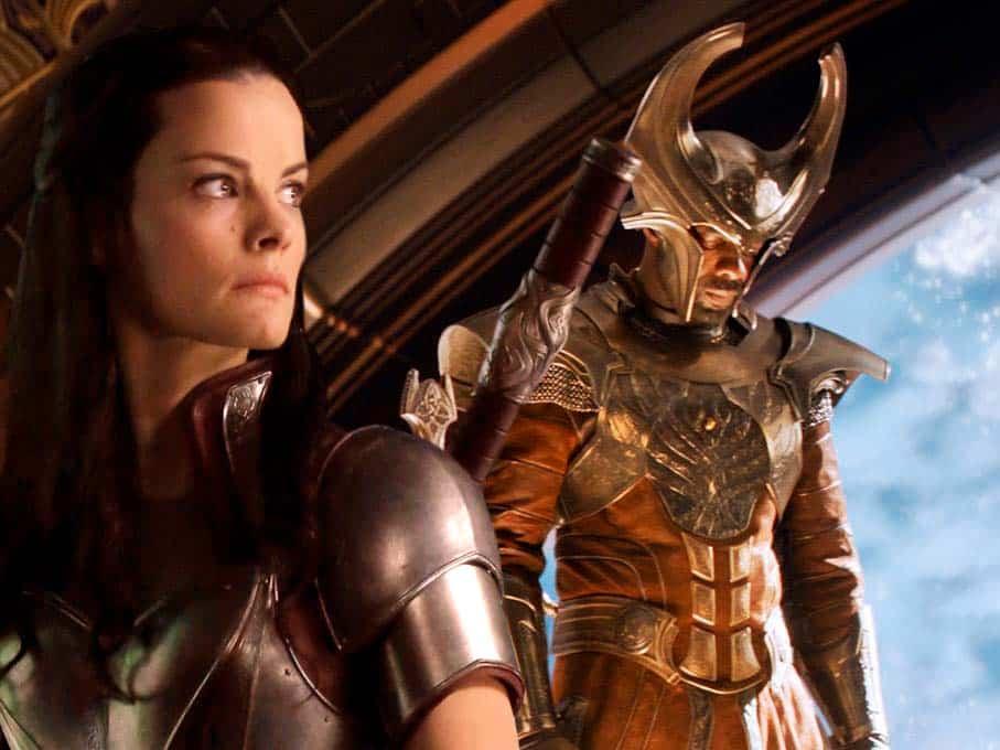 THOR: Lady Sif es la hermana de Heimdall