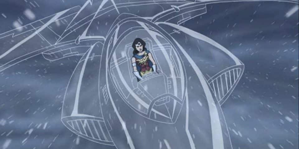 Wonder Woman 1984: Patty Jenkins habla del desafío que supune el avión Invisible