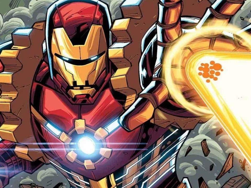 Iron Man aprende la lección más dura
