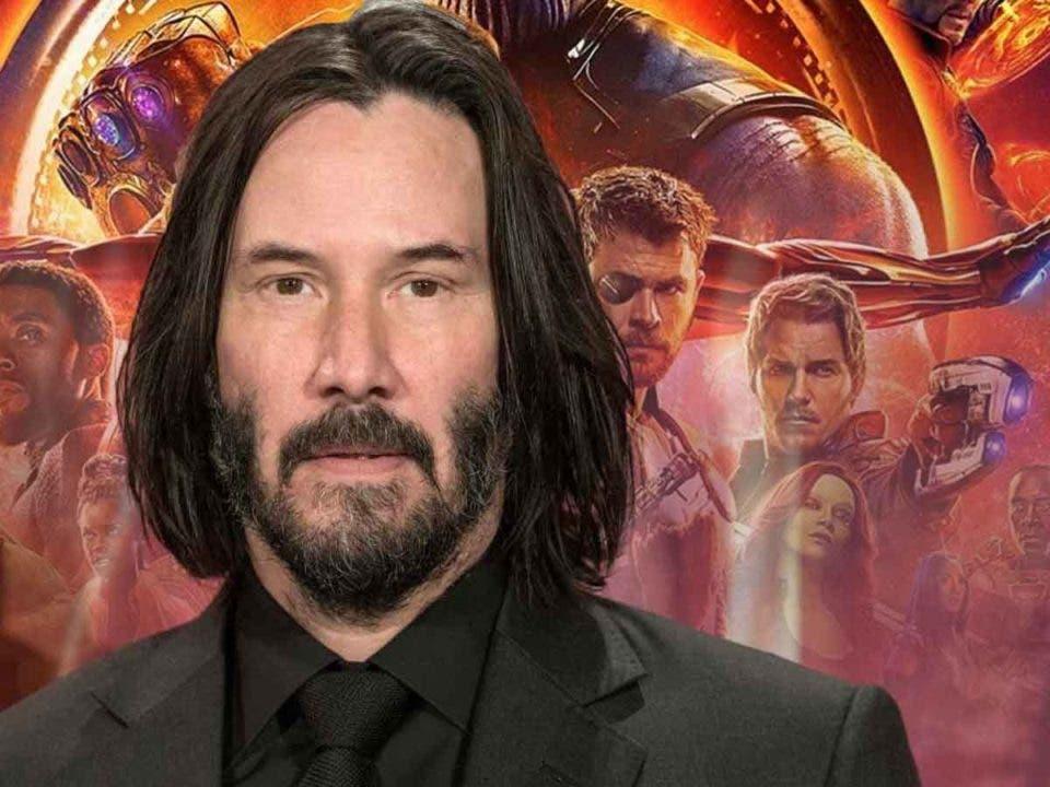 Keanu Reeves siempre ha querido interpretar a este famoso personaje de Marvel