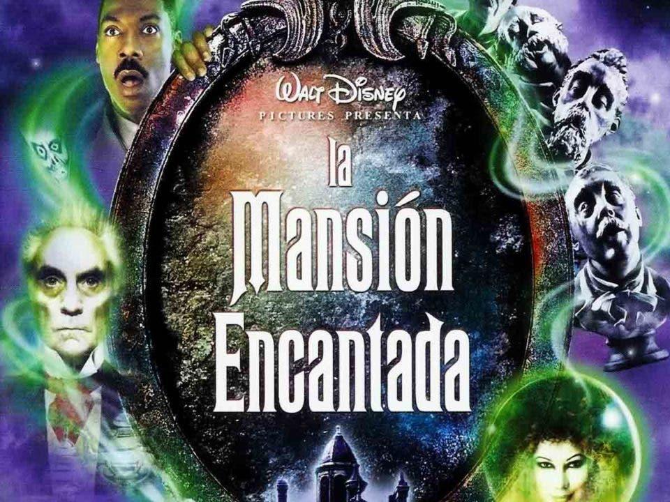 Disney está desarrolla una nueva película de La mansión encantada