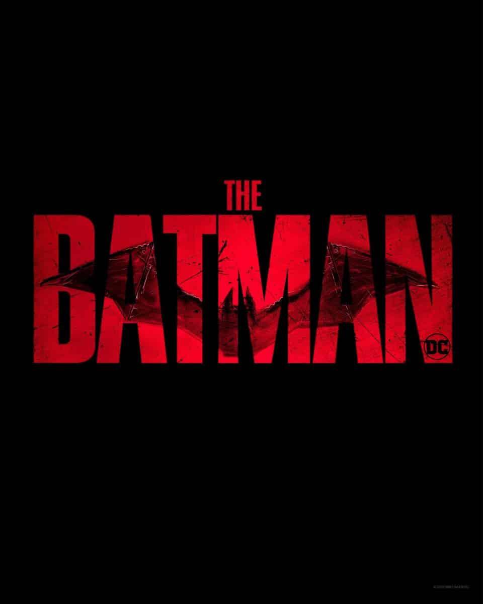 logotipo de the batman