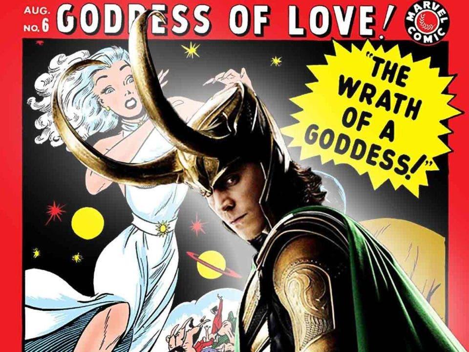 Loki apareció en el Universo Marvel antes que Thor