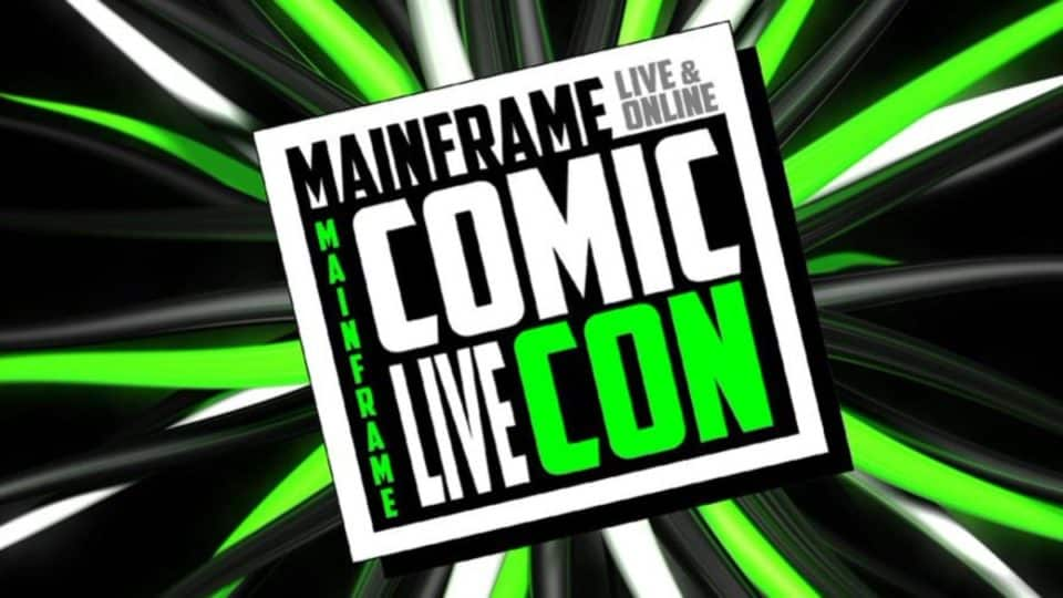 main frame comic con