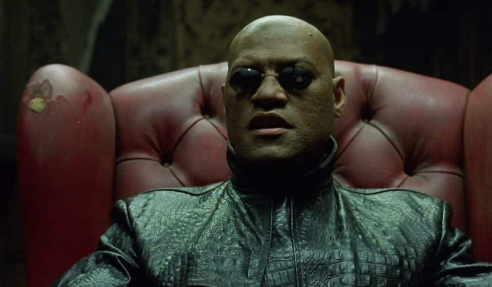 Matrix 4: Laurence Fishburne no interpretará a Morfeo