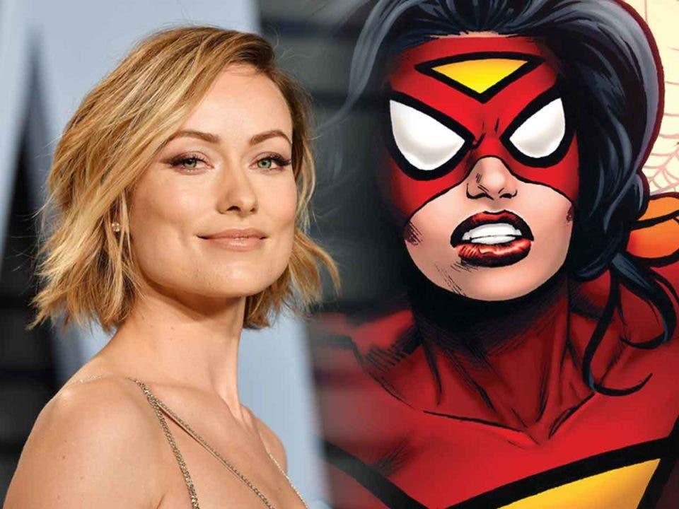 Olivia Wilde dirigirá la película de Spider-Woman