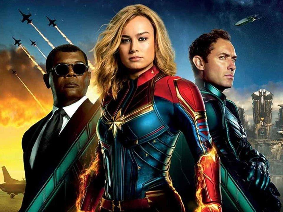 Revelan el personaje que debía morir en Capitana Marvel