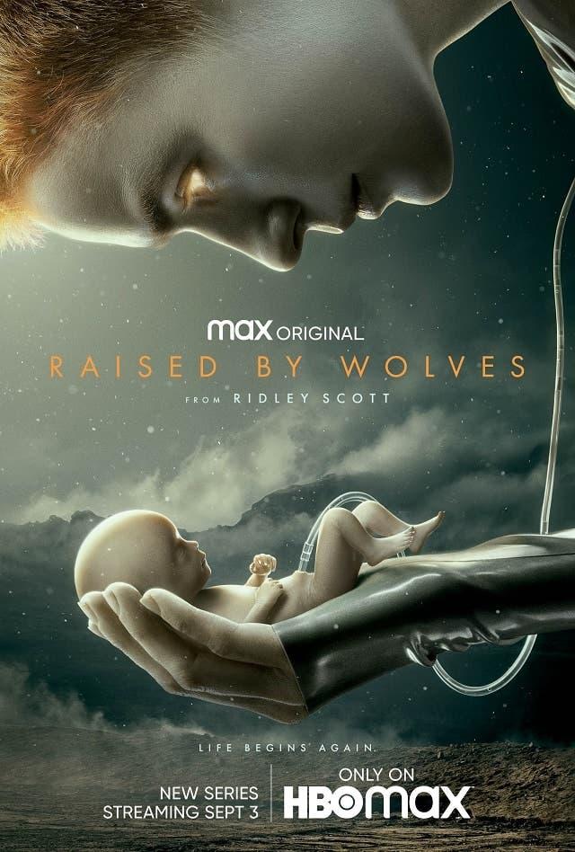 poster de raised bi wolves