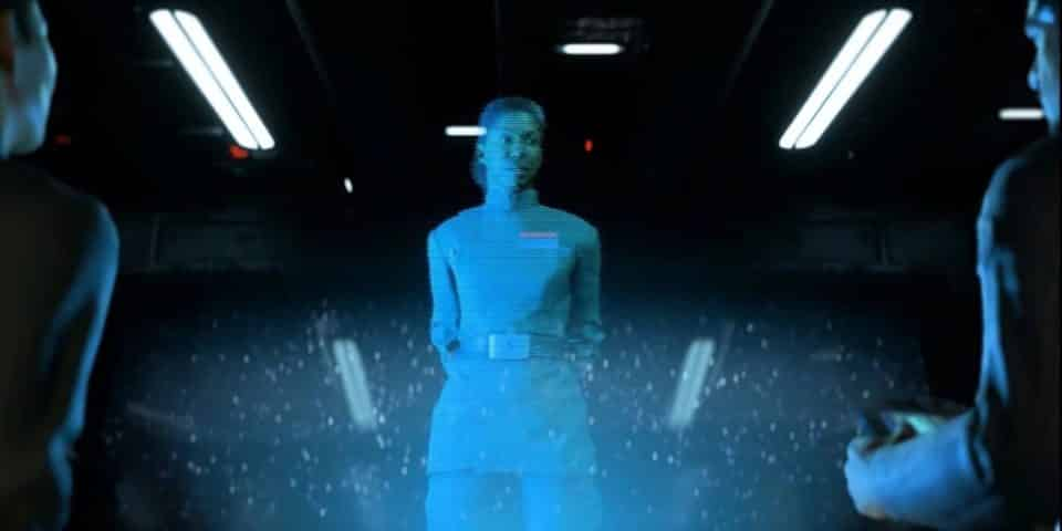 Rae Sloane Star Wars: Squadrons