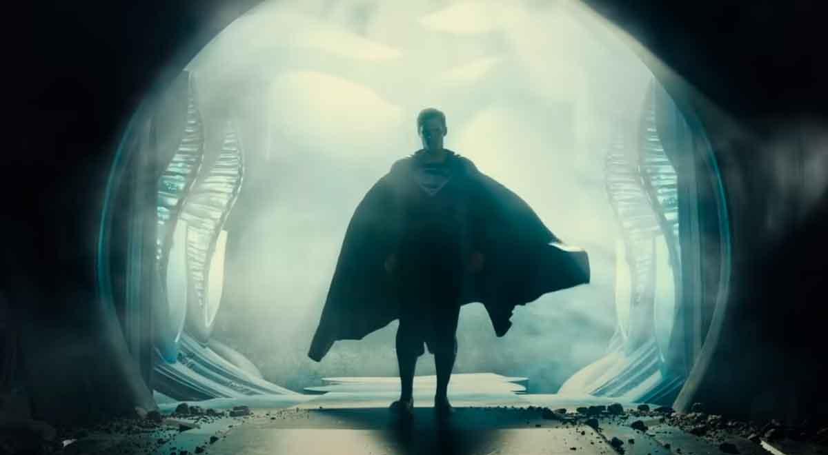 resurrección de superman