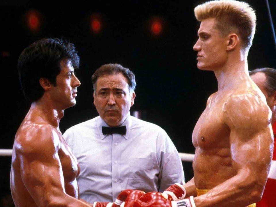 Rocky IV tendrá una nueva versión extendida hecha por Sylvester Stallone