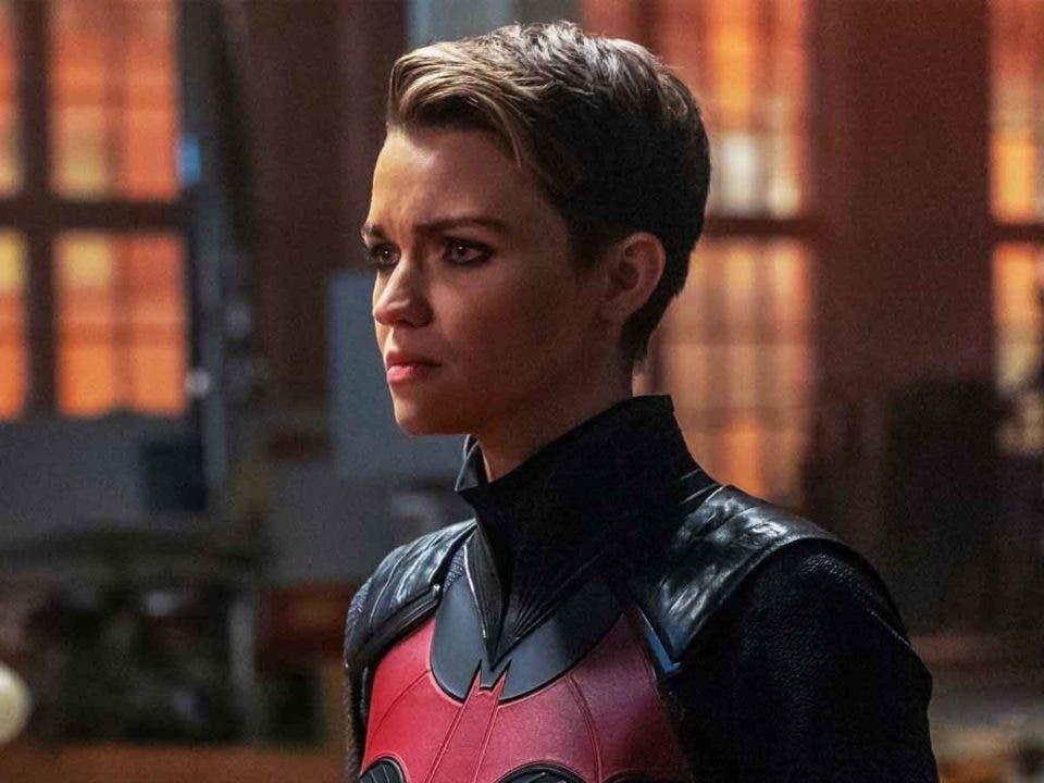Ruby Rose explica por qué dejó la serie de Batwoman