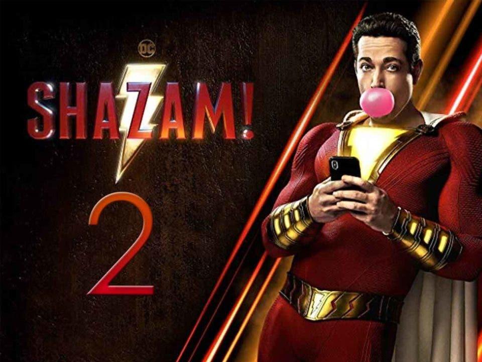 Confirman que Shazam 2 mantiene su fecha de rodaje y estreno
