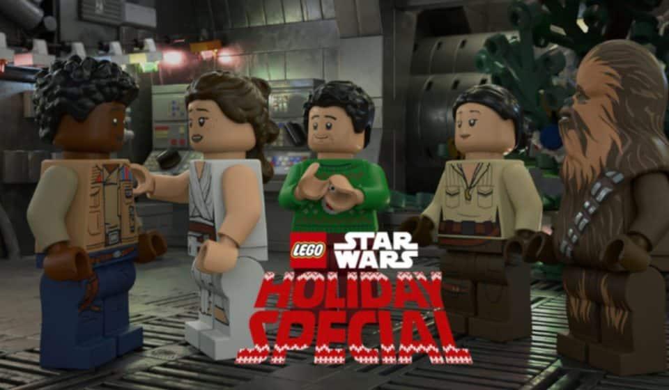 Disney lanzará especial navideño de Star Wars