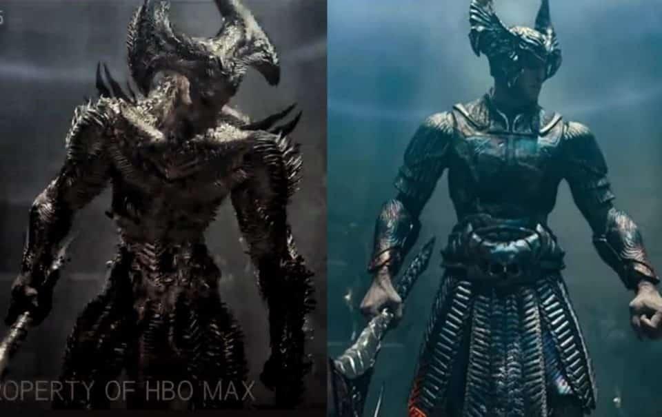 Liga de la justicia: Warner Bros responsable del cambio de diseño de Steppenwolf