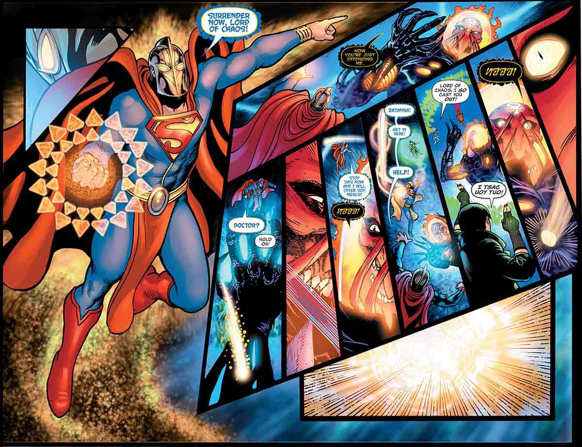 Superman acaba de recibir el poder místico más poderoso de DC Comics