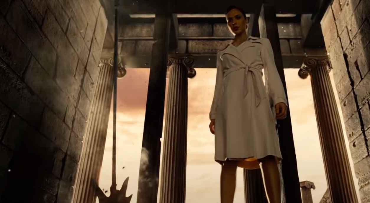 Wonder Woman regresa a temiscira