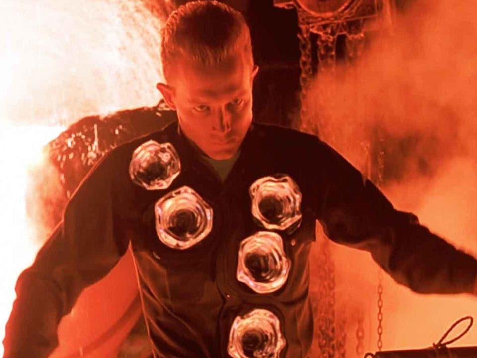 Terminator 2: La subtrama eliminada del T-1000 que explica su derrota