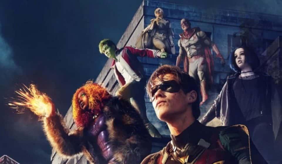 Titans 3 tendrá a Capucha Roja, Barbara Gordon y el Espantapájaros