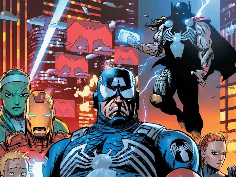 Los Vengadores más letales de Marvel están cazando a Venom